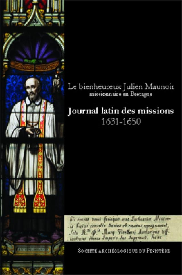 Maunoir, Journal latin des missions